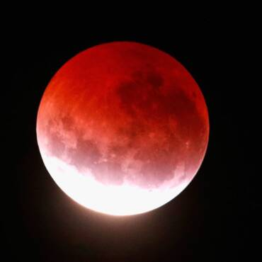 Where to See the Total Lunar Eclipse