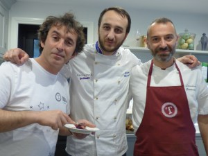 Palazzo Tronconi and bookingsforyou.com Cooking Class