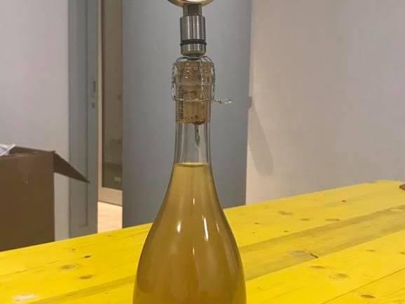 Palazzo Tronconi's First Biodynamic Sparkling Wine