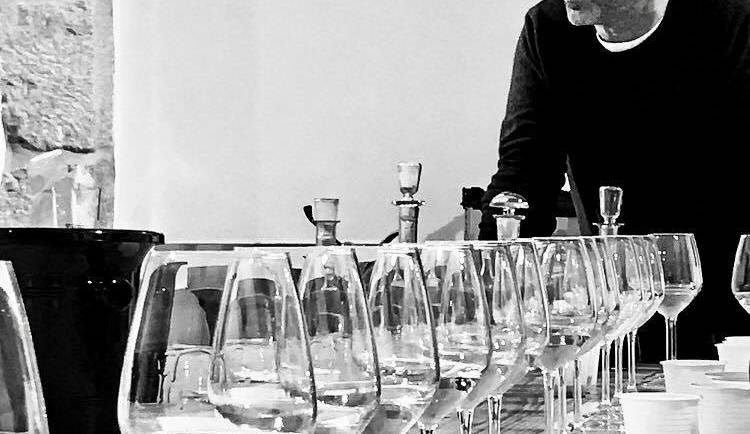 A Course in Wine Tasting and The Biodynamic Approach to Wine