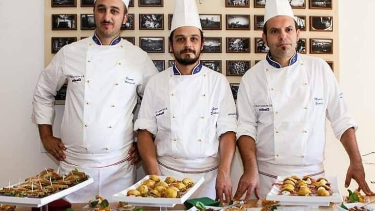 Pastry Courses at Palazzo Tronconi in association with Polselli