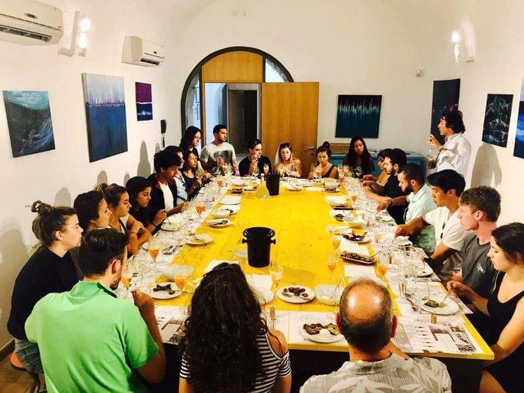 California Dreaming – Wine Tasting at Palazzo Tronconi Italy