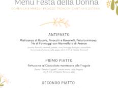 La Cantina e Osteria ti aspetta ogni Weekend: Domenica 8 marzo doppia apertura!